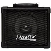Caixa De Som Multiuso 20W Rms Mu80btpt Master Áudio