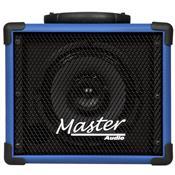 Caixa De Som Multiuso 20W Rms Azul Mu80btaz Master Áudio