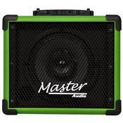 Caixa De Som Multiuso 20W Rms Verde Mu80btvd Master Áudio