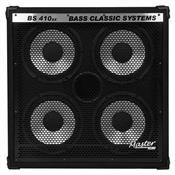 Caixa Acústica Bass Classic 200W Rms 4 X 10 Pol  Bs410ex Master Áudio
