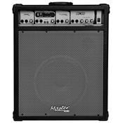 Caixa De Som Multiuso 60W Rms Preto Mu200bt Master Áudio