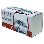 Trava Elétrica De Novo Uno Celta Eco Fiesta Palio Aa420011 Soft