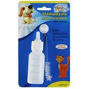 Mamadeira Com Escova Para Animais Pet-127 Western