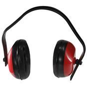 Protetor De Ouvido Tipo Concha Vermelho 1509 Western