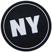 Porta Copos New York 4 Peças Emborrachado 10571 Decor E Casa