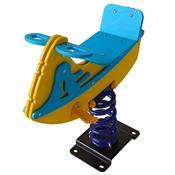 Molengo Moto Azul E Amarelo Playground Henri Trampolim