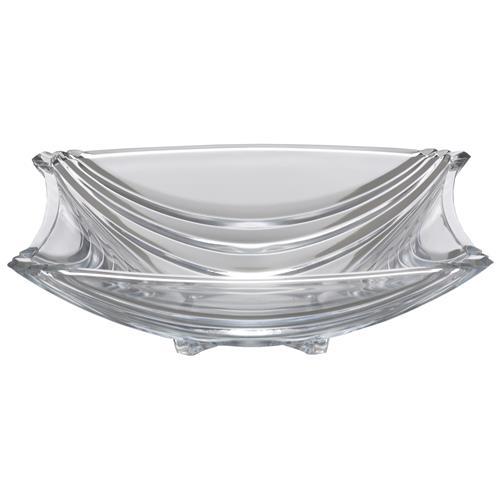 Saladeira De Vidro Ladan 29.5Cm Hk-7303-002 Hauskraft