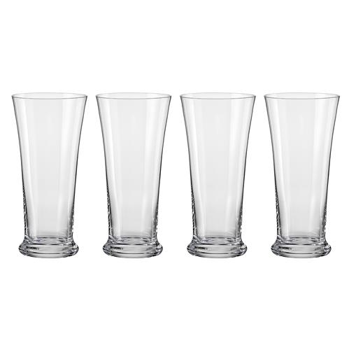 Jogo 4 Taças Cristal 300ml Beer 25118/300 Bohemia