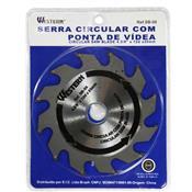 Disco De Serra Circular Ponta Vídea 20Mm 12 Dentes Sb-6 Western