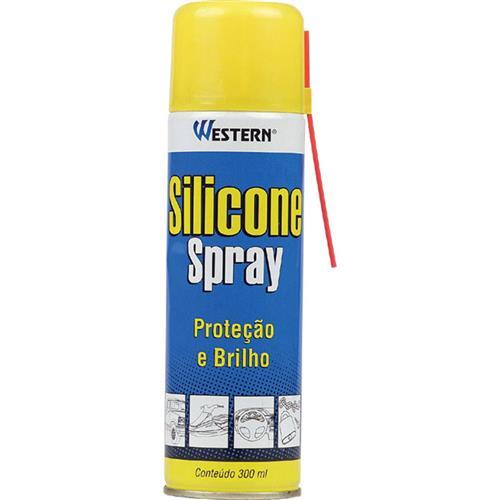 Silicone Spray 300Ml Proteção E Brilho Sg-34 Western
