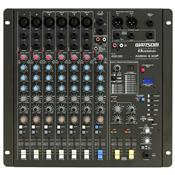 Mesa De Som Mixer 8 Canais E 15 Efeitos Ambw - 8Xdf Wattsom