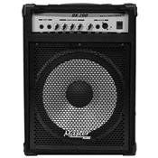 Cubo Amplificador 200W Rms Para Contra Baixo Bx200 Master Áudio