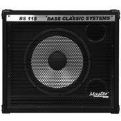Caixa Acústica Bass Working 400W 15 Pol Bs115 Master Áudio