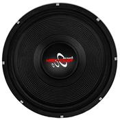 Alto Falante Woofer 1450W Rms 15Pol 8Ohms Black Hp1450 Hard Power