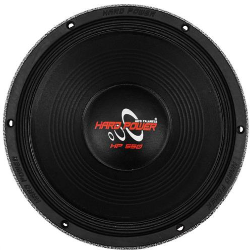 Alto Falante Woofer 12 Pol 600W Rms 8Ohms Hp550 Hard Power