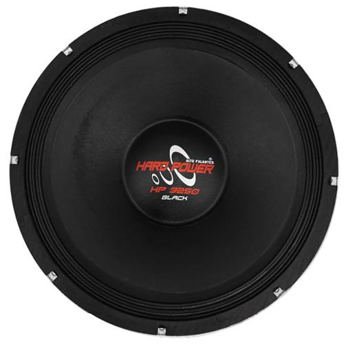 Alto Falante Woofer Black 3250W 15 Pol 2 Ohms Hp 3250 Hard Power