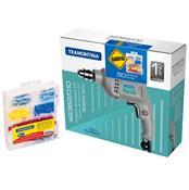 Furadeira De Impacto 500W Com Kit 110V 42362403 Tramontina
