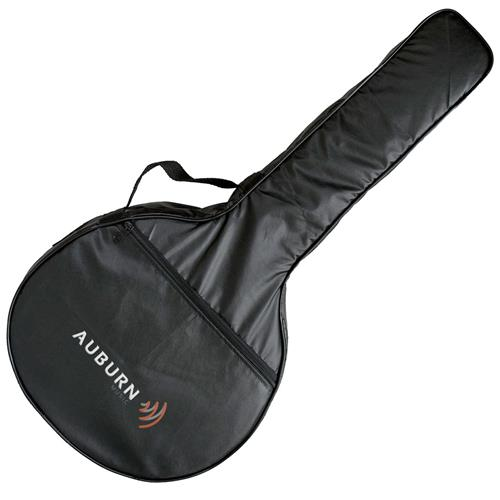 Capa Simples Em Bagum Com Alça Para Banjo C109s Auburn