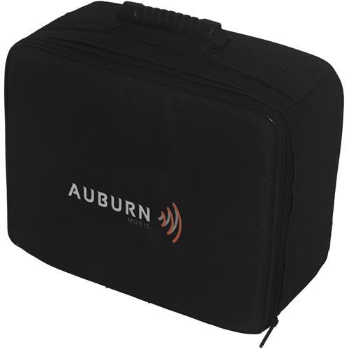 Capa Luxo Para Cdj  Em Nylon Com Alça C120l Auburn