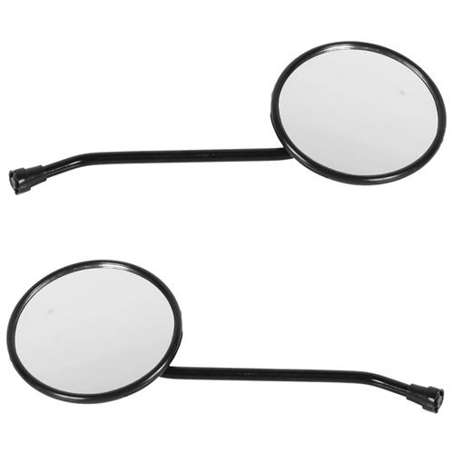 Par De Espelho Retrovisor Preto Haste Longa Xl E Xlx Ee-107H Pro Tork