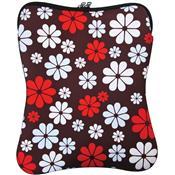Capa Case Para Notebook 14 Polegadas Floral Sl206 Newlink