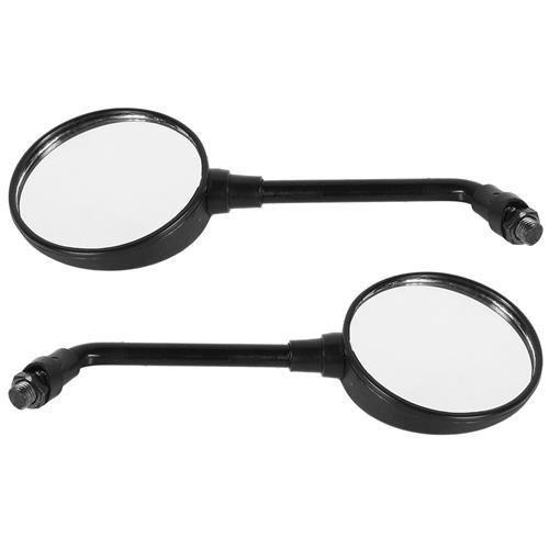 Par De Espelho Retrovisor Mini Universal Preto Ee-110H Pro Tork