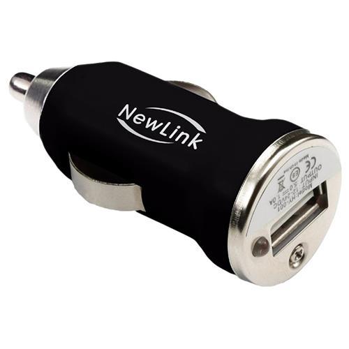 Carregador Automotivo Usb Para Celulares Cg301 Newlink