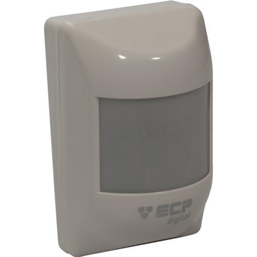 Sensor Infravermelho Visory Plus Digital Com Fio 14255 Ecp