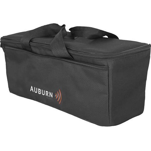 Capa Para Cajon Bongo Em Nylon 600 Preta C121l Auburn