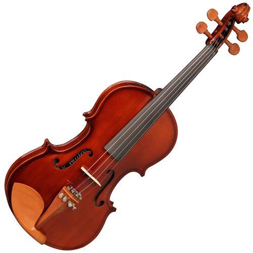 Violino Clássico 1/2 Envernizado 4 Cordas Hve221 Hofma