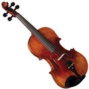 Violino Clássico 4 / 4 Profissional Fundo Em Maple VK644 Eagle