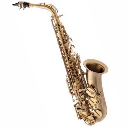 Saxofone Alto Em Mib Master Series Envelhecido SA500 VG Eagle