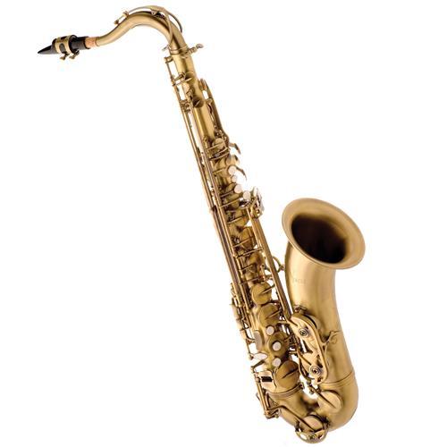 Saxofone Tenor Em Sib Envelhecido Com Estojo St503 Vg Eagle