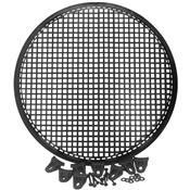 Par De Tela Plástica 10 Pol Furo Quadrado Com Garras Tppg Ludovico