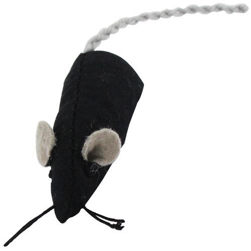 Brinquedo Rato Com Catnip Para Gatos Pet-344 Western