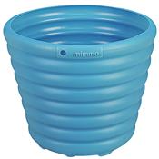 Cachepô Vaso Para Flores Mimmo 1.7L Azul 78125152 Tramontina