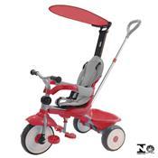 Triciclo Infantil Comfort Ride 3X1 Vermelho 0783.3 Xalingo