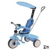 Triciclo Infantil Comfort Ride 3X1 Azul 0783.4 Xalingo
