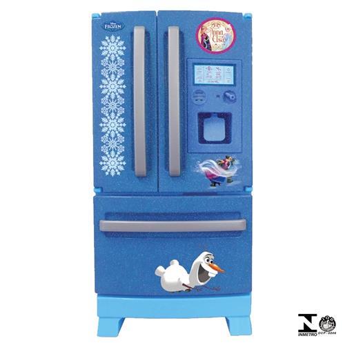 Refrigerador Side By Side Frozen Com 16 Peças 1926.5 Xalingo