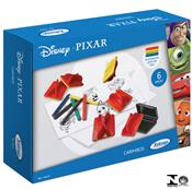 Jogo De Carimbos Pixar Disney 6 Peças 1833.2 Xalingo