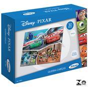 Quebra Cabeça Pixar Disney 30 Peças Em Madeira 1840.9 Xalingo