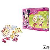 Jogo De Bingo Minnie Disney 67 Peças 1868.7 Xalingo