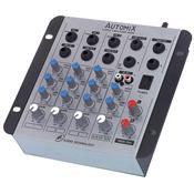 Mesa De Som Mixer Automix De 4 Canais A402r Ll Áudio