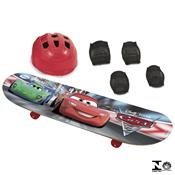 Skate Infantil Carros Disney Pixar 1842.1 Xalingo