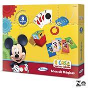 Jogo Show De Mágicas Mickey Club House Disney 1845.4 Xalingo