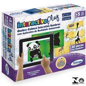 Jogo Interactive Play Quebra-Cabeça Sombras 5312.1 Xalingo