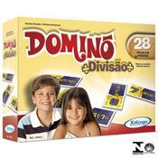 Jogo De Dominó Divisão 28 Peças 5259.8 Xalingo