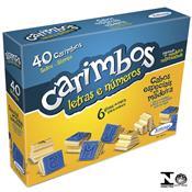 Jogo 40 Carimbos Letras E Números 5091.0 Xalingo