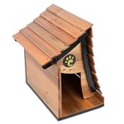Casinha Para Cachorro De Pequeno Porte Crooked 7004 Carlu