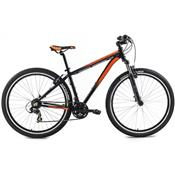 Bicicleta Tito Bike Cliff T19 Aro 29 Susp. Dianteira 21 Marchas - Laranja/preto